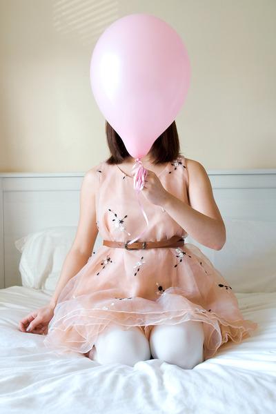 pink Krossy dress