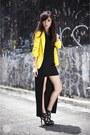Black-sm-gtw-dress-yellow-sm-gtw-blazer