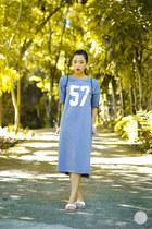 heather gray 6ks dress