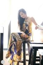mustard Style Staple dress