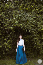 blue Club Couture skirt