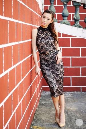 black Twenty3 dress