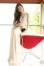 White-talk-about-prom-dress