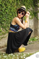 black Esther dress