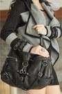 Black-romwe-jacket-dark-khaki-stylomylo-boots-black-alexander-mcqueen-bag