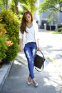 Blue-guess-jeans