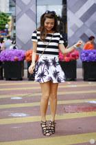 black windsor skirt