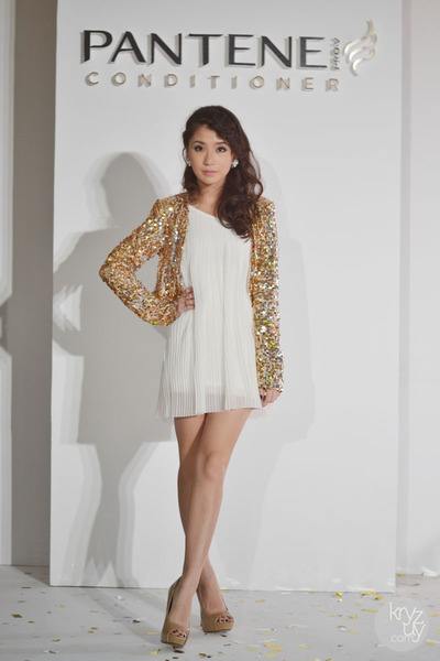 White Topshop Dresses Gold Sm Accessories Earrings Nude Call It