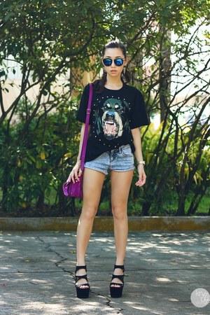 black michael antonio heels