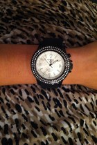 Kyboe Black & White Ice Watch SW-004