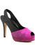 Rouge heels