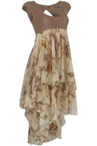 Beige PAPERDOLLS Dresses