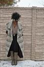 Camel-jessica-simpson-boots-dark-khaki-vintage-coat-black-forever-21-jeans