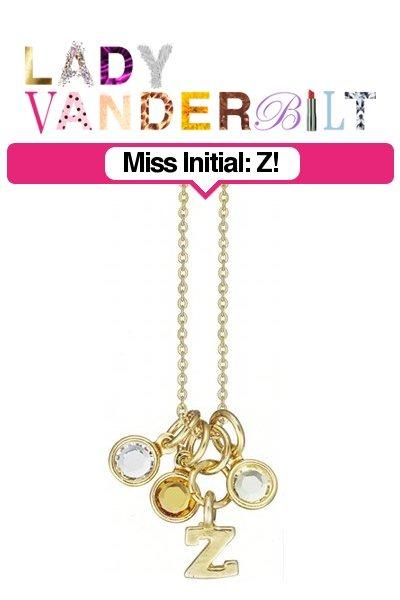 mustard LADY VANDERBILT necklace
