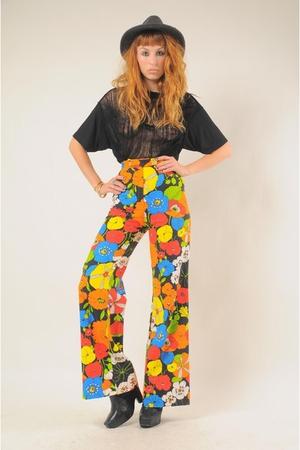 la vintage pants