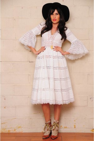 la vintage dress