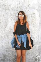 black Somedays Lovin dress