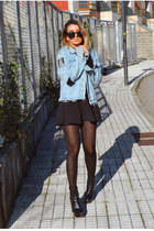 light blue High Heels Suicide jacket