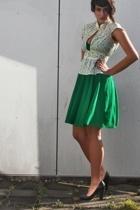 H&M dress - Vero Moda top - COS shoes