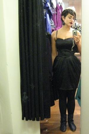 H&M hat - warehouse dress