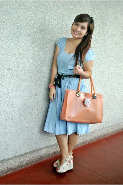 Denim Dresses, Bags, Celine Wedges | \u0026quot;Denim Dress\u0026quot; by LHEABARRA ...