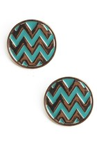 Turquoise-blue-lylif-earrings