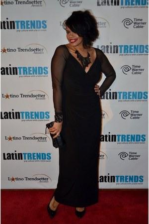 black Ralph Lauren dress