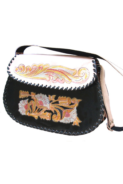 Hand crafted bag