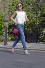 Sophia-webster-shoes-lovers-friends-jeans-valentino-bag