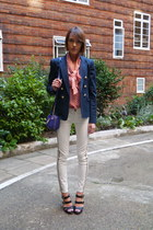 Juicy Couture jeans - Juicy Couture blazer - Juicy Couture bag