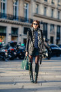 Pollini-boots-whistles-jacket-whistles-sweater-alice-olivia-bag