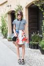 Valentino-glasses-carven-top-carven-skirt-marni-sandals