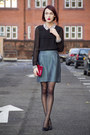 Lk-bennett-bag-kurt-geiger-heels-jcrew-skirt-whistles-blouse