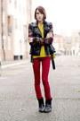 Massimo-dutti-boots-forever-21-jeans-forever-21-jacket-forever-21-jumper