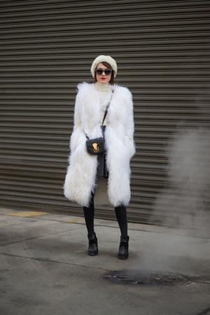 Ralph Lauren coat - Mulberry boots - Ralph Lauren bag - Valentino sunglasses