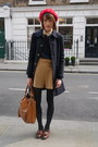 Apc-coat-american-apparel-hat-anya-hindmarch-bag-whistles-shorts