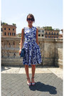 Rebecca-minkoff-dress-mulberry-bag-hobbs-sandals