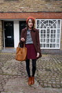 Massimo-dutti-boots-whistles-coat-topshop-hat-anya-hindmarch-bag