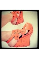 wedge LABELSHOES sandals