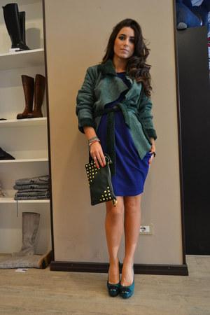 Rinascimento blazer - Rinascimento dress