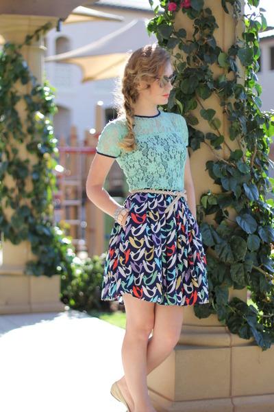 skirt - dress