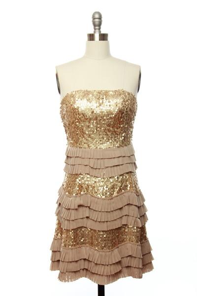 sequined dress dress