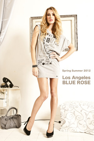 los angeles bluerose vest
