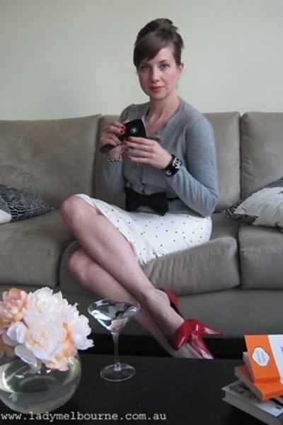 black compact Chanel accessories - black cuff Chanel accessories