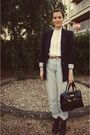 Blue-levis-jeans-white-shirt-brown-belt-purple-topshop-boots-blue-zara-b