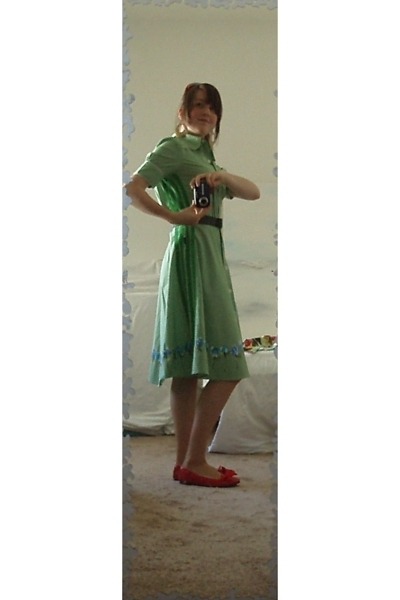 dept dress