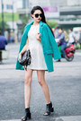 Mixmosscom-dress-mixmosscom-blazer