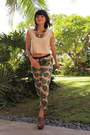 Cropped-printed-marni-x-h-m-pants-chatuchak-market-top