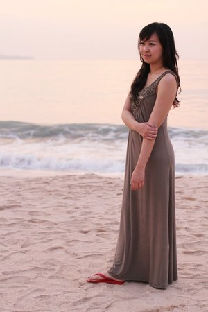 Cinch dress