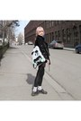 Black-creepers-random-brand-boots-black-iblis-coat